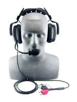 THB-2A Headset w/ Boom Mic for MK2-DCI
